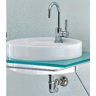Flaminia Twin Lavabo incasso 5055/42