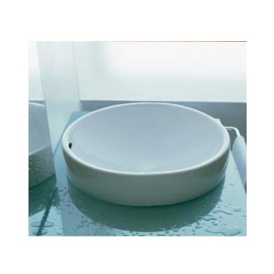Flaminia Twin Lavabo incasso 5055/42C