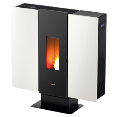 Stufe Cadel Wall3 Stufa Pellet Air Plus 10kW 7017032-6913025