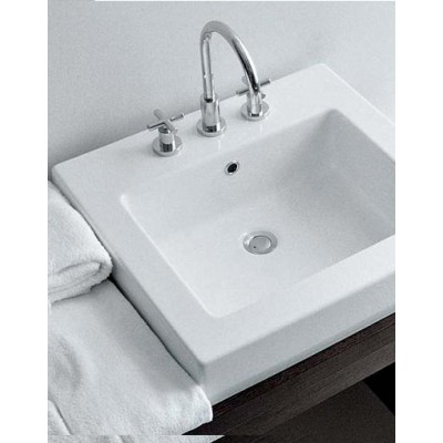 Flaminia Acquagrande Lavabo incasso 5052/INC