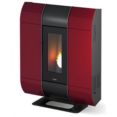Cadel Lean Plus stufa pellet air neutra 9 kW 7014014