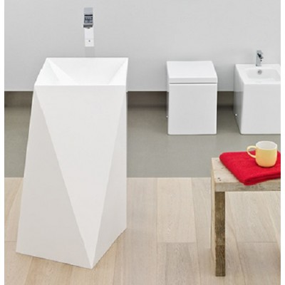 Artceram One Shot-Cup Lavabo centrostanza OLS008 01;00